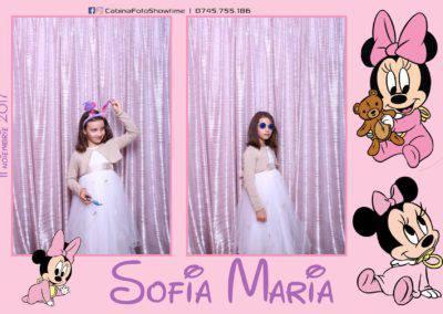Cabina Foto Showtime - Botez Sofia Maria - Hotel Maria (142)