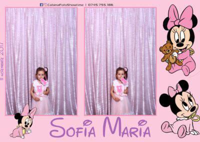 Cabina Foto Showtime - Botez Sofia Maria - Hotel Maria (143)