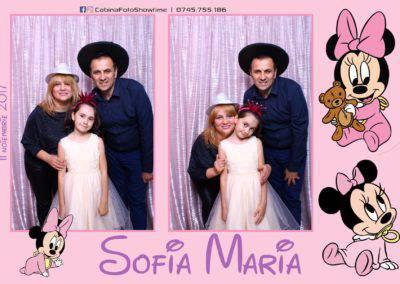 Cabina Foto Showtime - Botez Sofia Maria - Hotel Maria (144)