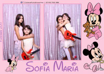 Cabina Foto Showtime - Botez Sofia Maria - Hotel Maria (146)