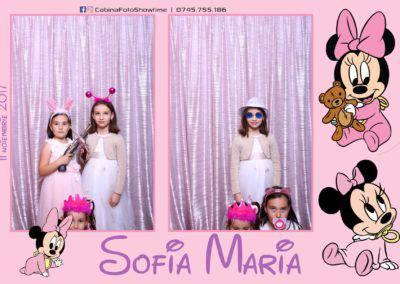 Cabina Foto Showtime - Botez Sofia Maria - Hotel Maria (147)