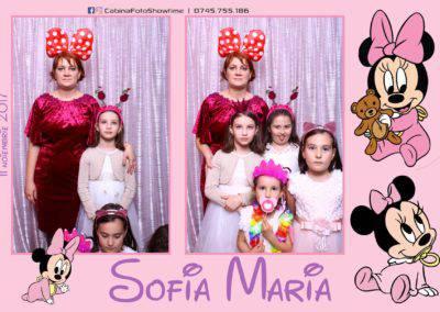 Cabina Foto Showtime - Botez Sofia Maria - Hotel Maria (148)