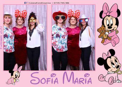 Cabina Foto Showtime - Botez Sofia Maria - Hotel Maria (149)