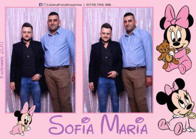 Cabina Foto Showtime - Botez Sofia Maria - Hotel Maria (15)