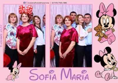 Cabina Foto Showtime - Botez Sofia Maria - Hotel Maria (150)