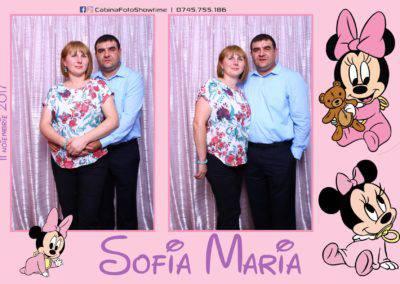 Cabina Foto Showtime - Botez Sofia Maria - Hotel Maria (151)
