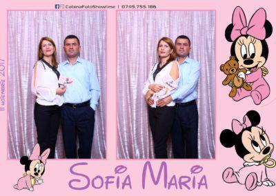 Cabina Foto Showtime - Botez Sofia Maria - Hotel Maria (152)