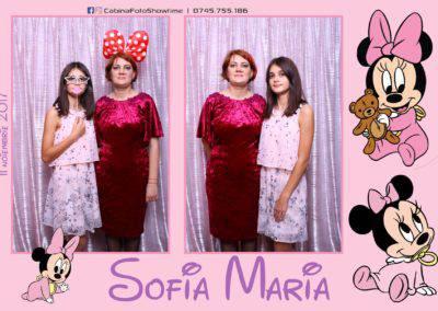 Cabina Foto Showtime - Botez Sofia Maria - Hotel Maria (153)