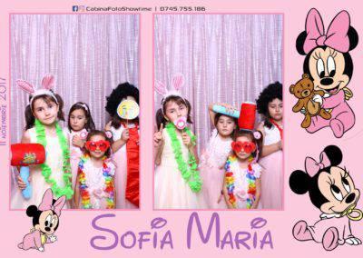 Cabina Foto Showtime - Botez Sofia Maria - Hotel Maria (155)