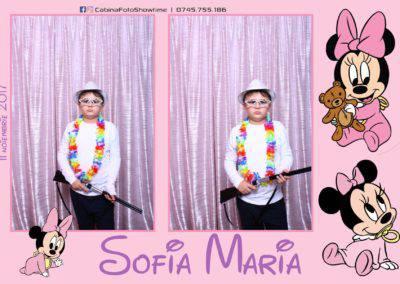 Cabina Foto Showtime - Botez Sofia Maria - Hotel Maria (156)