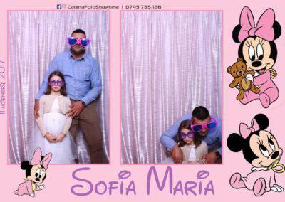 Cabina Foto Showtime - Botez Sofia Maria - Hotel Maria (157)