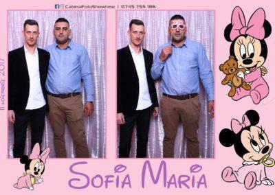 Cabina Foto Showtime - Botez Sofia Maria - Hotel Maria (16)