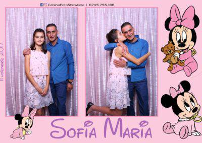 Cabina Foto Showtime - Botez Sofia Maria - Hotel Maria (18)