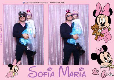 Cabina Foto Showtime - Botez Sofia Maria - Hotel Maria (19)