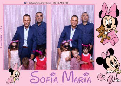 Cabina Foto Showtime - Botez Sofia Maria - Hotel Maria (2)