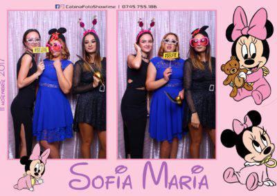 Cabina Foto Showtime - Botez Sofia Maria - Hotel Maria (20)