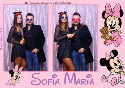 Cabina Foto Showtime - Botez Sofia Maria - Hotel Maria (21)