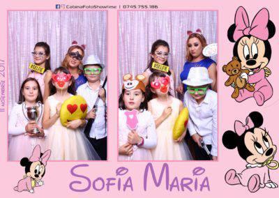 Cabina Foto Showtime - Botez Sofia Maria - Hotel Maria (22)