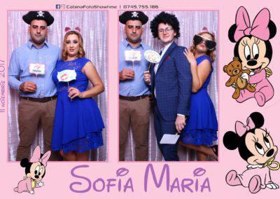 Cabina Foto Showtime - Botez Sofia Maria - Hotel Maria (23)