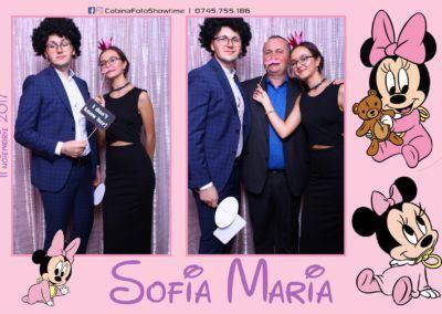 Cabina Foto Showtime - Botez Sofia Maria - Hotel Maria (24)