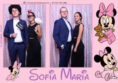 Cabina Foto Showtime - Botez Sofia Maria - Hotel Maria (25)
