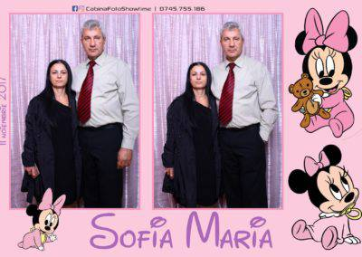 Cabina Foto Showtime - Botez Sofia Maria - Hotel Maria (26)