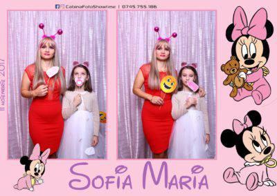 Cabina Foto Showtime - Botez Sofia Maria - Hotel Maria (27)
