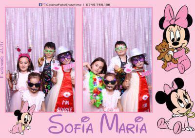 Cabina Foto Showtime - Botez Sofia Maria - Hotel Maria (28)