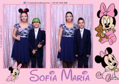 Cabina Foto Showtime - Botez Sofia Maria - Hotel Maria (29)