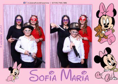 Cabina Foto Showtime - Botez Sofia Maria - Hotel Maria (3)