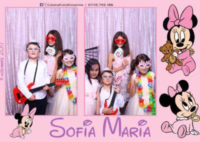 Cabina Foto Showtime - Botez Sofia Maria - Hotel Maria (30)
