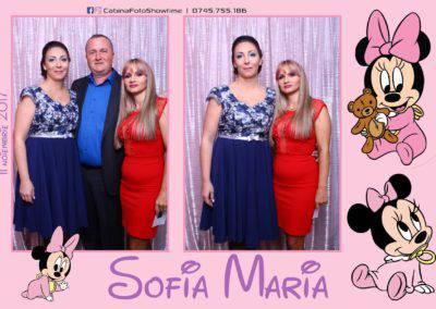 Cabina Foto Showtime - Botez Sofia Maria - Hotel Maria (31)