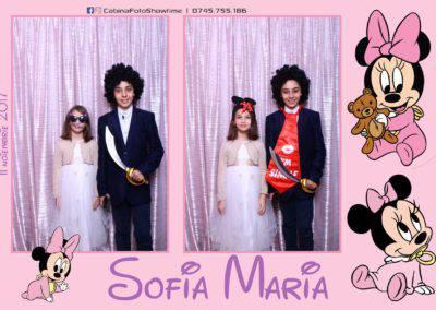 Cabina Foto Showtime - Botez Sofia Maria - Hotel Maria (32)