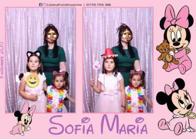 Cabina Foto Showtime - Botez Sofia Maria - Hotel Maria (33)