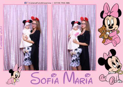 Cabina Foto Showtime - Botez Sofia Maria - Hotel Maria (34)