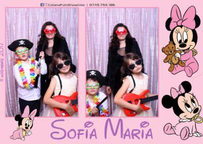 Cabina Foto Showtime - Botez Sofia Maria - Hotel Maria (35)