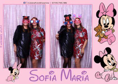Cabina Foto Showtime - Botez Sofia Maria - Hotel Maria (37)