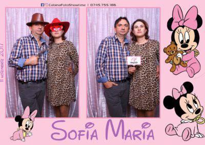 Cabina Foto Showtime - Botez Sofia Maria - Hotel Maria (38)