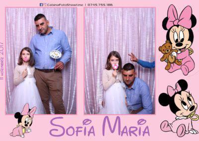 Cabina Foto Showtime - Botez Sofia Maria - Hotel Maria (39)