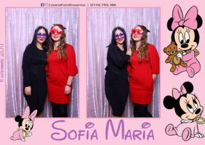 Cabina Foto Showtime - Botez Sofia Maria - Hotel Maria (4)