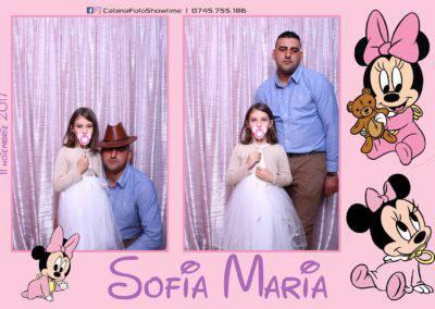 Cabina Foto Showtime - Botez Sofia Maria - Hotel Maria (40)