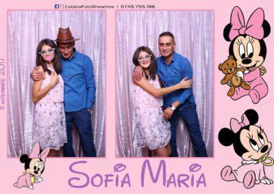 Cabina Foto Showtime - Botez Sofia Maria - Hotel Maria (41)