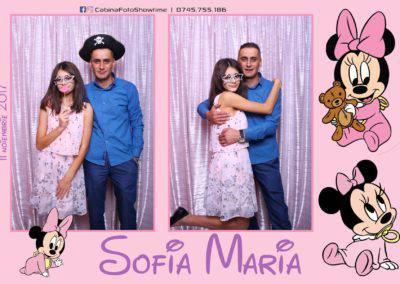 Cabina Foto Showtime - Botez Sofia Maria - Hotel Maria (42)
