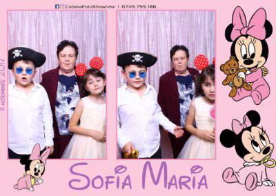 Cabina Foto Showtime - Botez Sofia Maria - Hotel Maria (43)