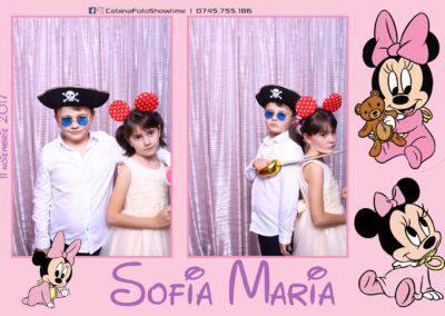 Cabina Foto Showtime - Botez Sofia Maria - Hotel Maria (44)