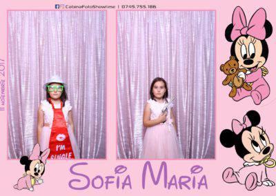 Cabina Foto Showtime - Botez Sofia Maria - Hotel Maria (45)