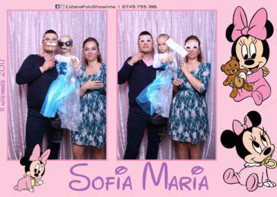 Cabina Foto Showtime - Botez Sofia Maria - Hotel Maria (46)