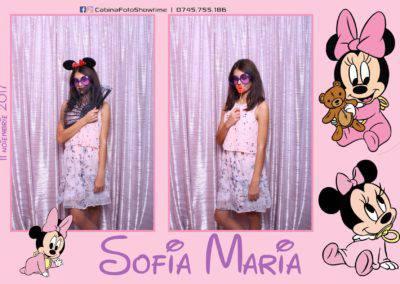 Cabina Foto Showtime - Botez Sofia Maria - Hotel Maria (47)