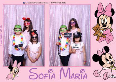 Cabina Foto Showtime - Botez Sofia Maria - Hotel Maria (48)