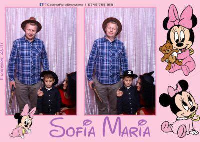 Cabina Foto Showtime - Botez Sofia Maria - Hotel Maria (49)